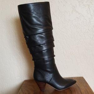 Antonio Melani Sapphiras Wide Calf Slouch Boots